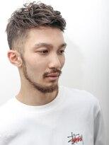 ソフトツーブロックセミウェットビジネス【イワサキカツヤ】71