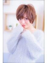 グラスヘア(Grous hair)【Grous hair 錦糸町】☆愛されピュアショート♪ 1