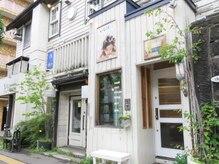 カミヤ(kamiya)の雰囲気(築90年以上の建物は、古いのにどこか新しい安らぎの空間 )