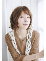 シュシュット(chouchoute)吉祥寺徒歩3分/美髪とろみ/モードワンカール/ギブソンタック/884