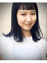 クリアオブヘアー リット(CLEAR of hair LiT)ぱっつんミディ