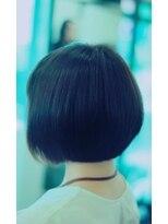 サウンドヘアデザイン(sound hair design)★soundhairdesign★シンプルBOB