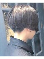 magiy hair【nishibe】刈り上げ女子