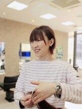 ヘアーメイクチャム(hair&make CHUM)今野 恵