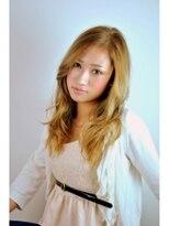 イーチ ディー ヘアーアンドトータルビューティー(each dee hair&total beauty)外国人風ロング【each dee津田沼】