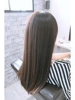 ルルカ ヘアサロン(LuLuca Hair Salon)LuLucaお客様☆スナップ ダントツ人気カラー ココアッシュ