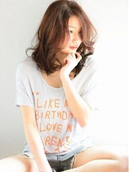 御髪(オグシ)の写真/お手頃プライスが嬉しい♪高品質&高技術で低価格☆2回目以降も通いやすいメニューあります☆