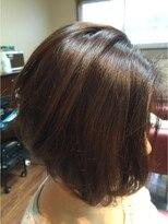 ヘアーサロン アンジュロ(hair salon angelo)アラサー・アラフォー世代「色っぽさ」