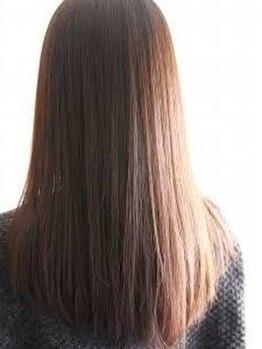 ノア(&Noa)の写真/全メニューに厳選された「選べるトリートメント」or「ヘッドスパ」付き!キレイな髪を保ち続けたい方へ。