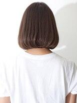 リビングユー(Livingu you)キレイな髪で後ろ姿も美人になれるナチュラル清潔感ツヤサラボブ