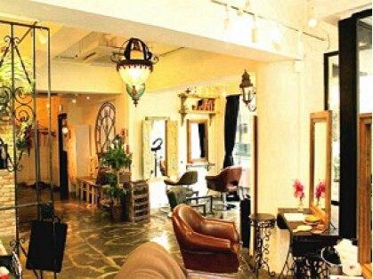 ルミエ ヘアサロン 経堂店(Lumie hair salon)の写真
