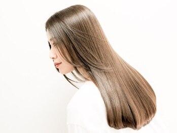 """エアーオオミヤ(air OMIYA)の写真/第一印象の決め手は""""髪""""が握る!ダメージケアを本気で考えた[プラチナトリートメント]が進化して新登場☆"""