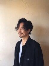 グラムヘアー 阪急富田店(g hair)橋本
