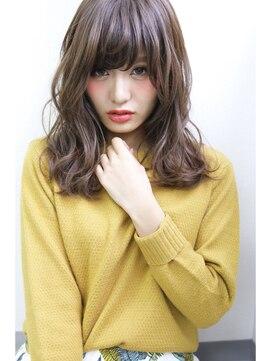 ロゼ 宝塚(Rose)【Rose】シアーカール×セミロング★
