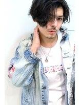 EL☆グランジボブ×ナチュラルブラック☆0112327997