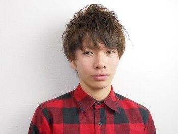 マックスーパーヘアー(MAC SUPER HAIR)の写真/なりたい自分に近付ける!Basicからトレンド・こだわりと多彩なスタイルを楽しめるメンズサロン!