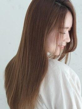 スピンヘアー 高倉店(Spin hair)の写真/高濃度美容液≪oggi otto≫オーガニック成分で地肌から傷んだ髪の最深部から修復し髪本来の輝きを蘇らせる