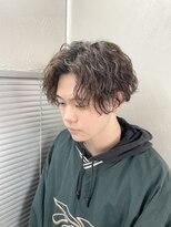アブアイロス(LOSS)【stylist/shogo】somperm×softtwist spiral