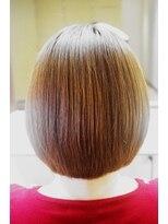 ヘアメイク グラント(HAIR MAKE GRANT)弱酸性GMT縮毛矯正+カット