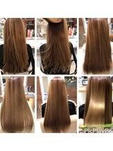 リピーター続出♪今話題!最先端の髪質改善☆縮毛矯正☆#髪リペ
