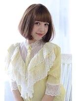 ヘアリゾート ブーケ(hair+resort bouquet)【似合わせ小顔カット】シンプルボブ