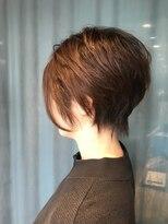 ビスヘアアンドメイク(BIS hair&make)ショートレイヤー