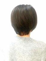きれい髪美容所ハイライト&寒色系カラー