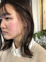 コレットヘア(Colette hair)黒髪卒業式-インナーカラーpart 2-