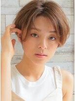 キース ヘアアンドメイク(kith. hair&make)恵比寿kith,本田寿雄×ぼさかわなハンサムショート