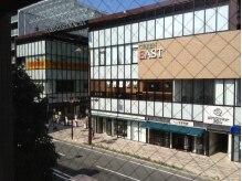 ナスキィ 高松店(Naski)の雰囲気(Naskiの反対側は丸亀町GREEN!!)