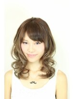 アフェクト ファーブ(affect×Farb)D0LL hair