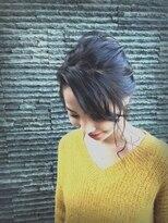 ヴェジールヘアデザイン(Vezir hair design)大人可愛いヘアセット