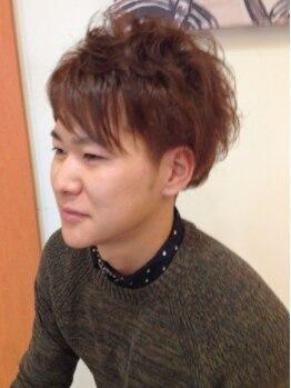 ヘア ドレッシング ステラ(Hair Dressing Stella)の写真/メンズスタイル多数!学生から社会人まで…好みのスタイルとプチプライスで満いく仕上がりに☆!