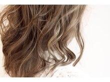 立体感+透明感な新美髪ツヤカラー(*^。^*)