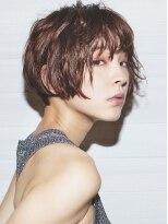 ロッジ 原宿店(RODGE)short hair 【RODEGE 原宿 表参道 】