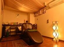 フオラ ヘアー 志木店(Fuola HAIR)の雰囲気(個室のヘッドスパ☆あなただけの特別な癒し空間を♪)