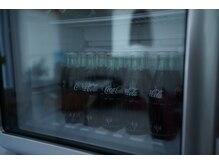 キューカンバー(CUCUMBER)の雰囲気(おいしいコーラとジンジャエール!淹れたてのコーヒーがでます★)