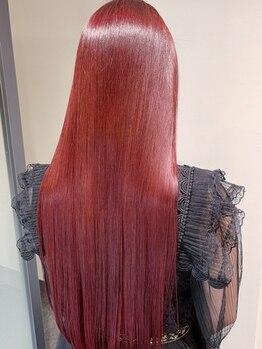パムス(pams)の写真/1人1人の髪質・悩みに合わせて施術内容、お家でのお手入れ方法までご提案♪自分史上、最高の美髪へ★