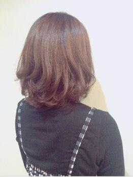 ペック ヘアーサロン(pec hair salon)の写真/【二条・円町】グレイカラーで叶える大人のオシャレヘア◆綺麗な髪色で気分も表情もグッと明るくなる♪