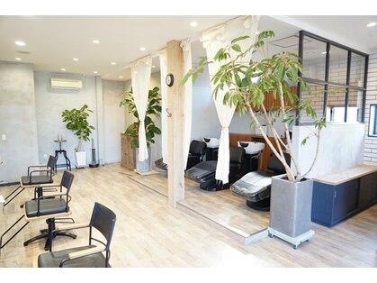 ヘアーデザインルーム シフト(Hair Design Room SHEEFT)