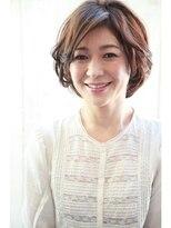 ダミアバイルル(DAMIA by LuLu)27★40代からのヘアスタイル~若々しく見えるショートスタイル