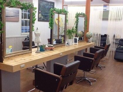 ヘア ルーム コパン(hair room Copain)の写真