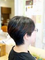 サロットルーチェ(salotto luce)【30代40代にも人気】奥行きの綺麗なショートヘア