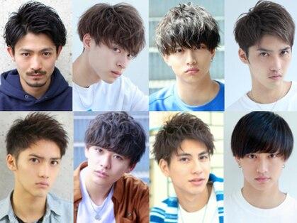 ザ サードヘアー 津田沼(THE 3rd HAIR)の写真