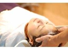 シエルヘア(ciel hair)の雰囲気(リラックス効果はもちろん、髪の様々な悩みも改善できるスパ。)