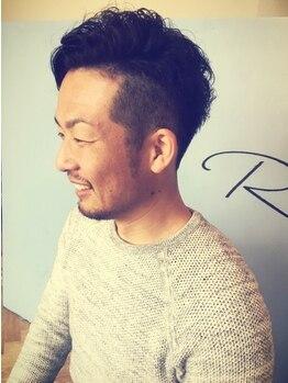 エデン(Eden)の写真/【トレンド先取り◎】第一印象を決める髪型は同性スタイリストの的確なアドバイスとカットにお任せ下さい!