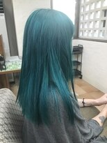 ヘアー デザイナーズ クルー ドルフィン(HAIR DESIGNERS CREW dolphin)インターナショナルカラー
