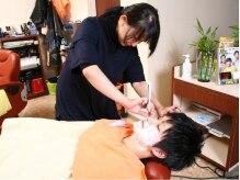 フクマルヘアー(fukumaru hair)の雰囲気(男女とも人気のシェービングは優しくきれいにお剃りします♪)