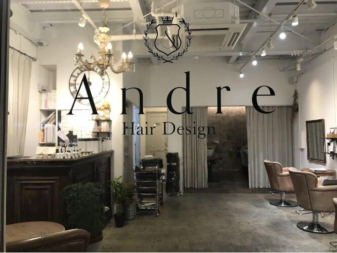 アンドレ ヘア デザイン(Andre Hair Design)の写真