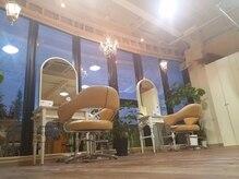 サンリサ 北本店(sanRisa)の雰囲気(大きな窓もあり開放的な店内♪2階なので外からは見えません♪)
